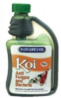 Blagdon Koi Anti Fungus & Bacteria 250ml Interpet Pond